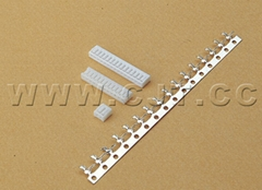 長江連接器B1501 1.5mm(JZ) 同等品連接器板對板加工線束 連接器廠家