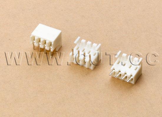 2.54mm(4455/42625) 国产等效板对板刺破2.54连接器 长江连接器B2541  1