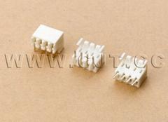 长江连接器B2541 2.54mm(4455/42625) 国产等效板对板刺破2.54连接器