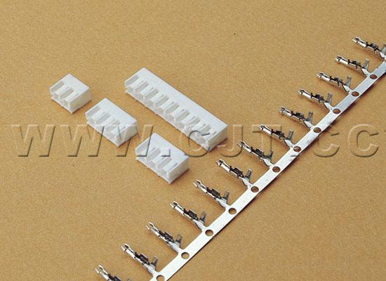 3.96mm(JE) 国产等效板对板3.96间距连接器 长江连接器B3951  1