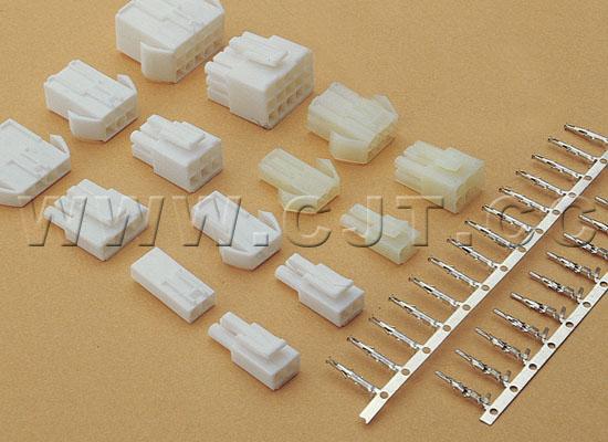4.5mm公母空中对插C1301(EL/610024/620440/620023)同等品连接器 长江连接器 2