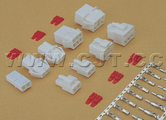 6.2mm线对板连接器 印制电路板 (35151/35150)同等品连接器 C1801 长江连接器 1