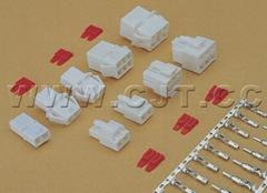 6.2mm线对板连接器 印制电路板 (35151/35150)同等品连接器 C1801 长江连接器