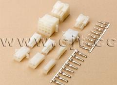 长江连接器6.7mmC2363 空中对接(3191) 同等品连接器线对板