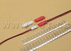 长江连接器2.5mmC2501(SYP/SYR) 同等品连接器线对板