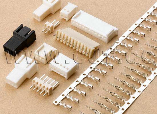 2.5mm线对板连接器 C2504(5102/5240) 电池连接器  2