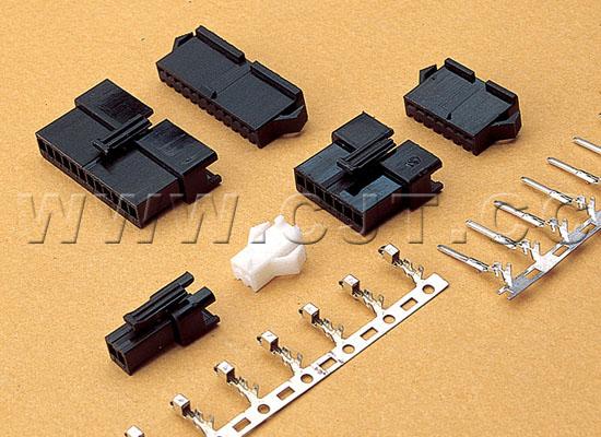 电子元器件 2.5mm线对板连接器C2521(SM) 公母接插件  2