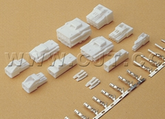 wire to board 4.5mm pitch male connectors CJTconn C4501(YL) CONNECTORS