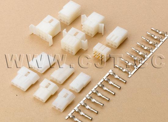 电子元器件 5.03mmC5030(1951/1619/1545/1396) 线对板连接器 压接端子配套线束 1