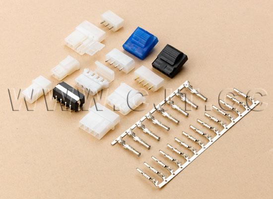 电子元器件 5.08mm大四P连接器C5081(8981/LC) 线对板连接器  2
