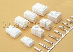 长江连接器线对板6.2mm连接器C6201(VL) 直针弯针针座连接器