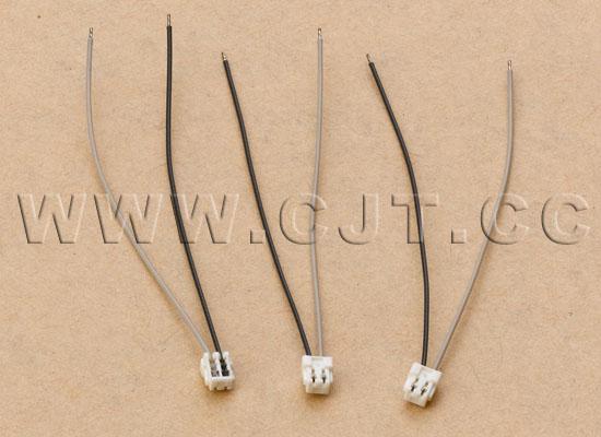 直销D0801(SUR) 刺破式 0.8mm 微型连接器 接插件 胶壳端子 长江连接器 2