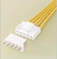 长江连接器SVH-21T-P1.1,JST连接器3.96mm间距端子 卷装 镀锡