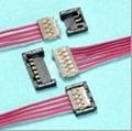 连接器1.2mm ,JST连接器同等,1.2mm线对板连接器 SACHF-003GAC-P0.2
