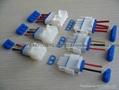 连接器 6.35mm国产替代TE/tyco泰科,厂家直销 现货供应641832-1,641831-1, 2