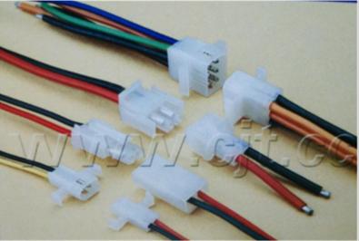 長江連接器 電子線束,端子線插座 連接器 接線端子 塑殼 1