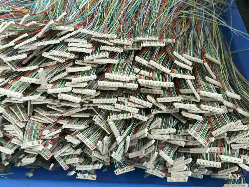 長江連接器 線束加工廠,長江線束 線對板連接器 線對線 板對板連接器 2