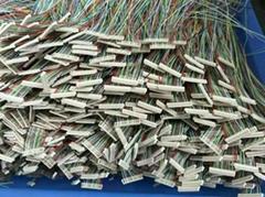 长江连接器 UL电子线,电源线,排线 线束 接线端子 塑壳 针座