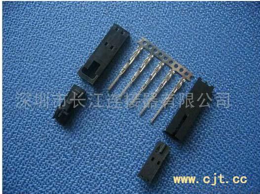 连接器 MX2.54mm 公母70066/70107电子家电线对板连接器 1