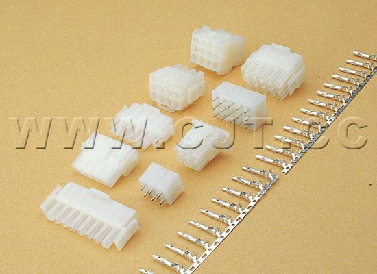 连接器 6.35mm国产替代TE/tyco泰科,厂家直销 现货供应641832-1,641831-1, 3