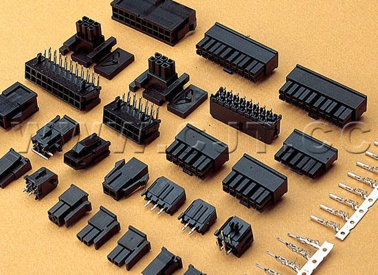 线对板连接器 4.2mm电子智能连接器43025-0400替代品长江连接器 2