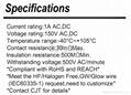 连接器 1.25mmCJT尼龙电子元器件立式卧贴连接器 同等DF14A1255  2