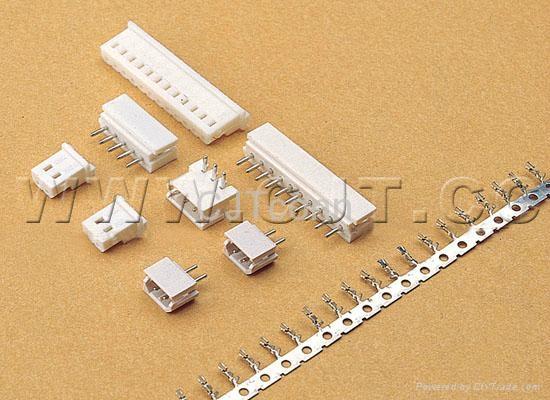 连接器 CJT2.5mm同等JST EH 同等品,A2502  EH2.0家电智能连接器 2