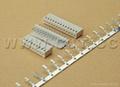 连接器 2.5mm线对板工业快速连接器A2503  CJT供应Dupont 2.5 同等品 2