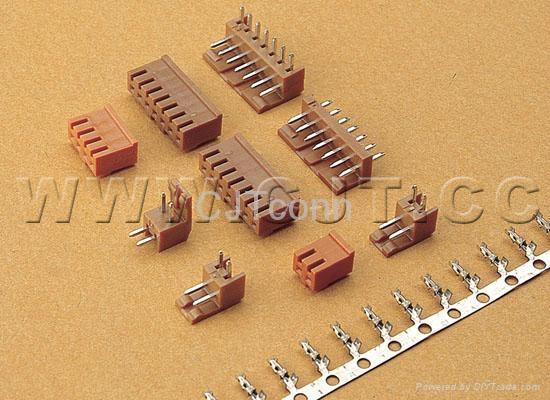 连接器 2.50mm线对板 CJT A2507 电子家电连接器供应JAE IL-G  2