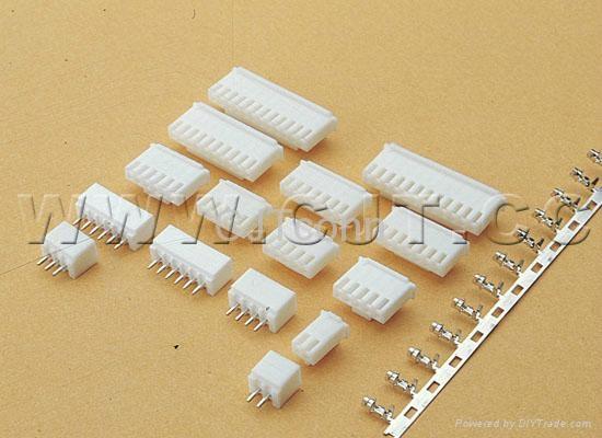 连接器 2.50mm防火公母对插连接器供应YEONHO SMH250 同等品CJTA2512  2