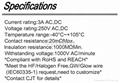 连接器 智能连接器 同等品,CJT A2549 供应TE 280358/280370  3