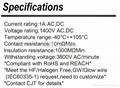 连接器3.5mm PCB连接线延长线35001HS-02 35001HS-02 CJT长江A3501  3