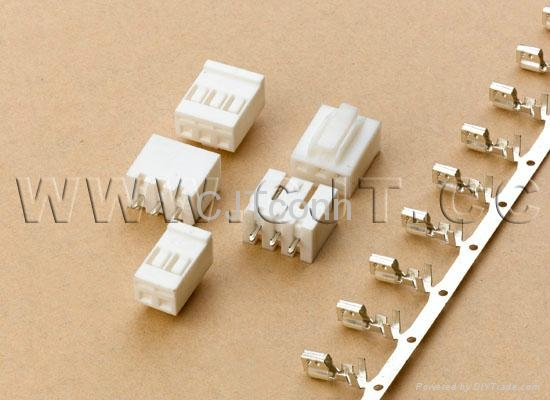 CJT conn A3502 CONNECTORS write to board 3.5mm pitch