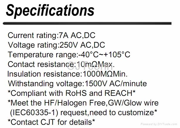 连接器 3.96mm 照明连接器35313-0964 0353130964 2