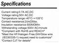 电子元器件1.5mm端子线束B1502板对板连接器 CJT长江连接器