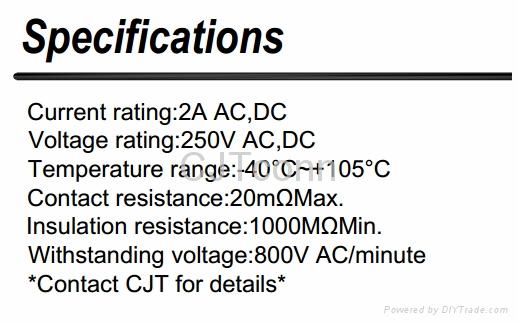 连接器 MOLEX连接器同等品 2.0mm基板端子 胶壳连接器 3