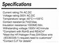 连接器 3.96mm C3961同等品线对板连接器LED连接器 4
