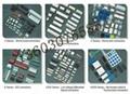 连接器 FPC/FFC连接器 A2550 扁平柔性连接器供应A-70430-0194 704300194