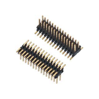 连接器厂家 1.27mm 2.0mm 2.54mm 排母连接器 3