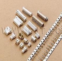 线对板l连接器 50058-8300 50058-84001.25mm间距连接器厂家 3
