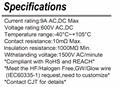 电子元器件4.20mm间距线板连接器CJTconn电子连接器 3