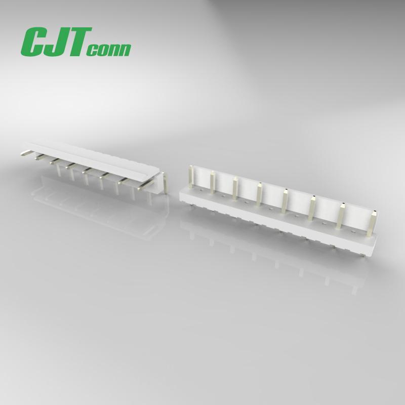 连接器 3.96mm线对线薄膜开关连接器1-1744144-1 A3963 1