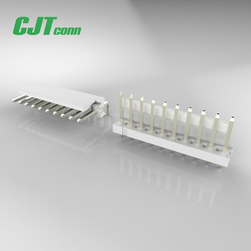 连接器 3.96mm线对线薄膜开关连接器1-1744144-1 A3963 2