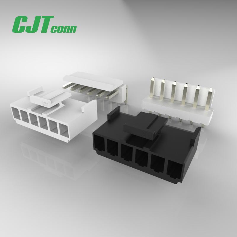 连接器 3.96mm线对线薄膜开关连接器1-1744144-1 A3963 3