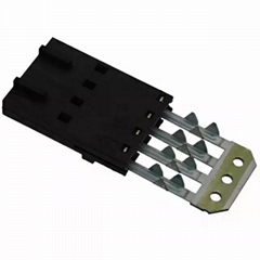 CJT conn 2.54mmwire to board connector Membrane switch connector OFH-20 MHF-4 (Hot Product - 1*)