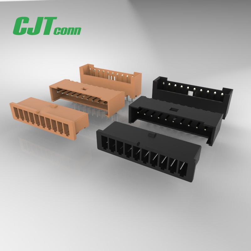 1.25mm(IL-Z)同等线对板连接器 IL-Z-2S-S125C3 长江连接器A1253  1