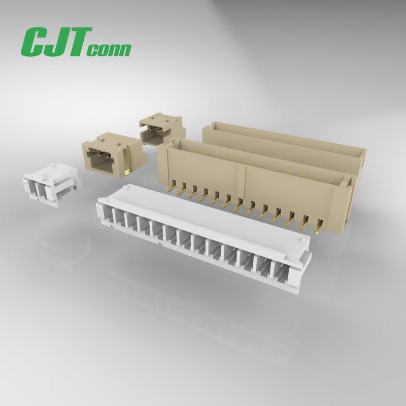 1.5mm(ZH)连接器同等品 ZHR-2-K  5025841466 长江连接器A1501  1