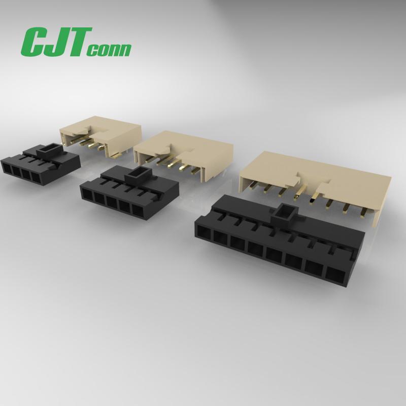 2.0mm线对板同等品连接器 51110-0452 51110-0652 杜邦2.0 长江连接器A2005  1