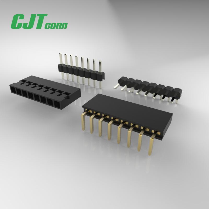 2.0mm线对板同等品连接器 51110-0452 51110-0652 杜邦2.0 长江连接器A2005  2