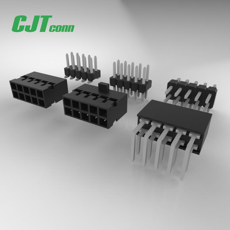 2.0mm线对板同等品连接器 51110-0452 51110-0652 杜邦2.0 长江连接器A2005  4